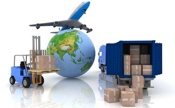 Cargo to China India Nepal