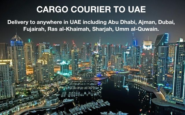 Cargo Courier Parcel to UAE| Cargo Parcel to Dubai | East