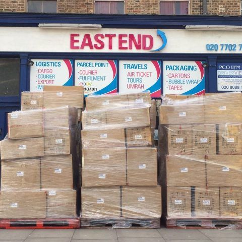EAST END LOGISTICS